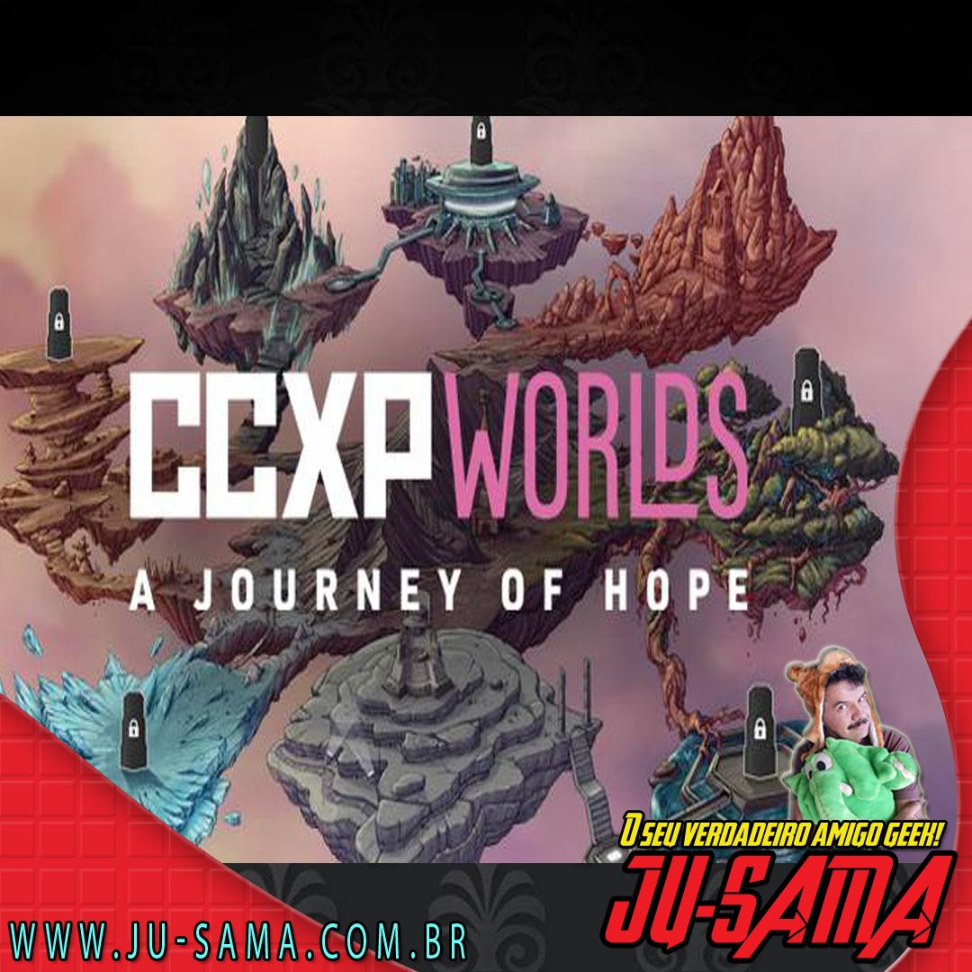 CCXP Worlds – Mais detalhes!