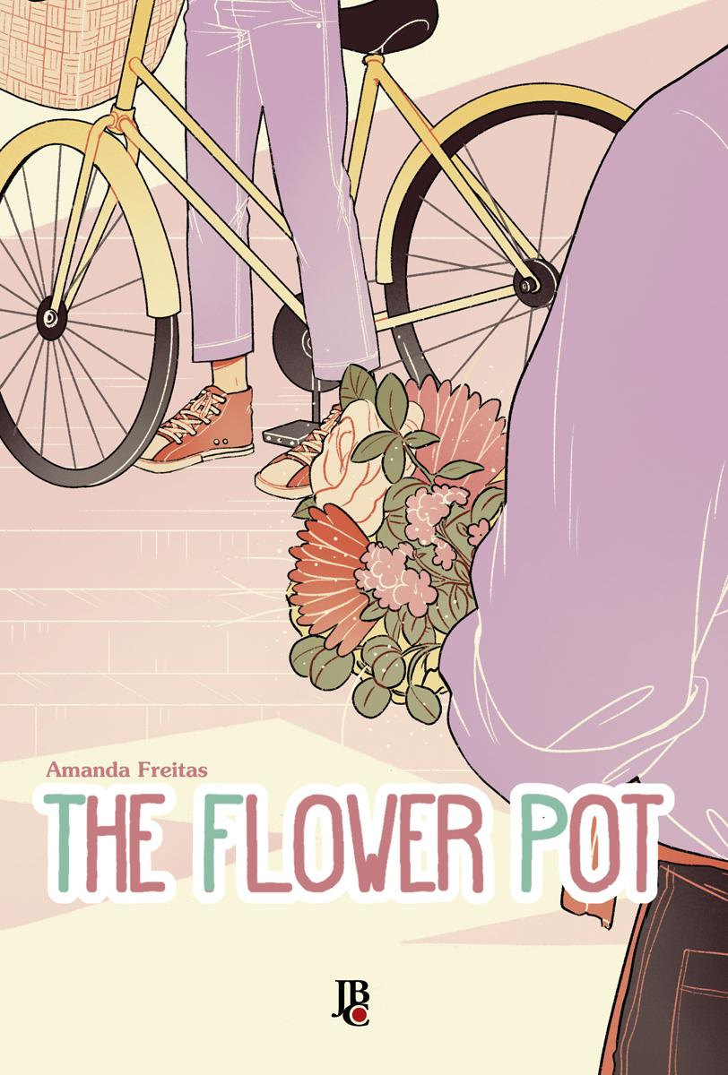 Novidade JBC – Mangá nacional The Flower Pot é lançado em versão digital e impressa pela Editora JBC