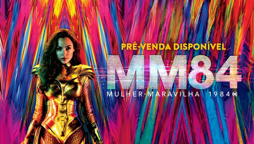 'Mulher-Maravilha 1984': Cinemark abre pré-venda para o filme mais esperado do ano