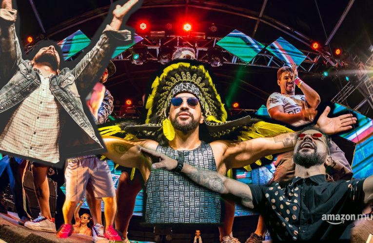 Amazon Music celebra o funk como o gênero em destaque deste mês.
