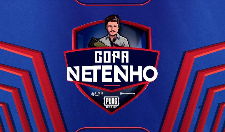 Estão abertas as inscrições para a Copa Netenho de PUBG MOBILE