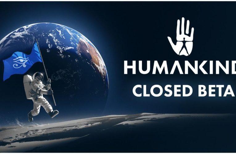 Jogue 5 Eras da história humana no Closed Beta de Humankind