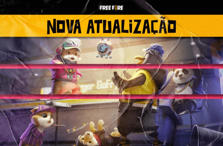 Redenção: Um Novo Amanhã, nova atualização de Free Fire já está disponível